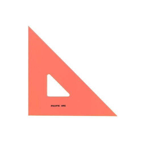 "Pacific Arc Professional Fluorescent F-Series Triangle, 10"" 45/90"