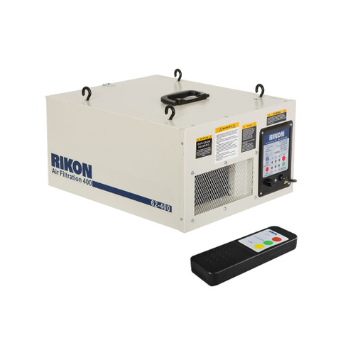 Rikon Air Filtration System, 62-450