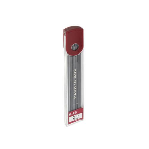 Pacific Arc Premium Graphite Refill Leads, 2mm HB