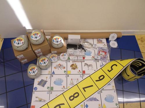 Roamer Robot School Pack, Grades K-2