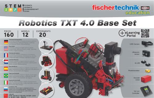 Robotics TXT 4.0 Base Set
