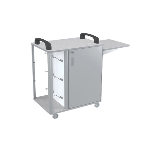 Mooreco Makerspace 3D Printer Cart