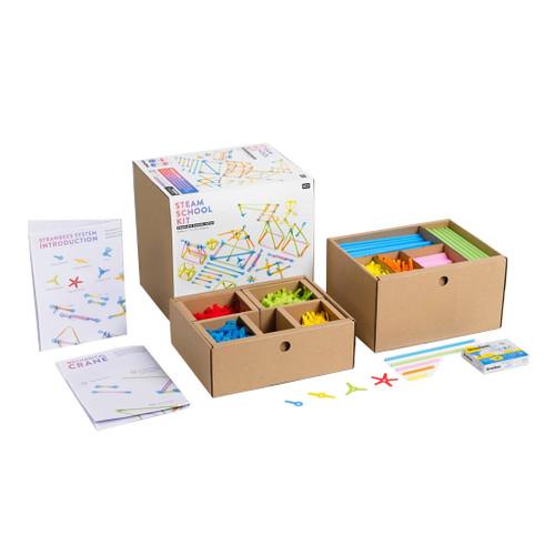 Strawbees STEAM School Kit