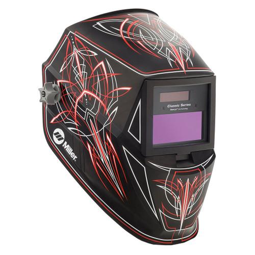 Miller Classic Welding Helmet, Rise