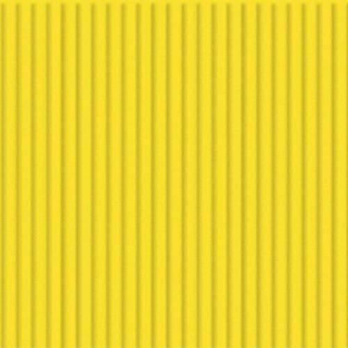 3Doodler Eco-Plastic Filament, Yellow, 75 Strands
