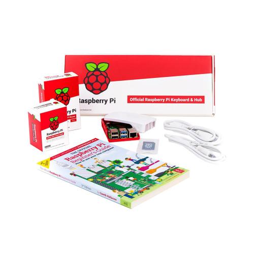 Raspberry Pi 4 Model B Computer Desktop Kit