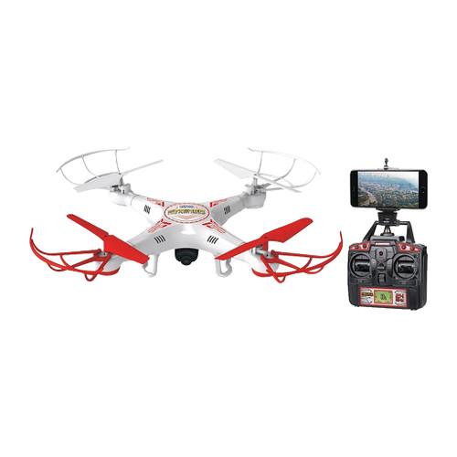 World Tech Toys Striker Live-View 2.4GHz 4.5CH RC Camera Spy Drone