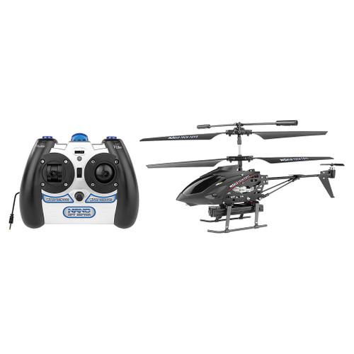 World Tech Toys Nano Spy Copter Camera 3.5CH IR RC Helicopter