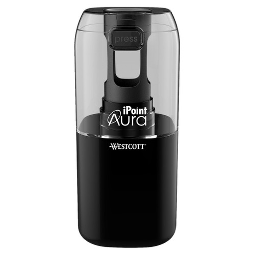 Westcott iPoint AURA Battery Pencil Sharpener