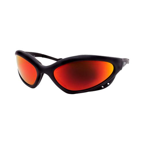 Miller Shade 5 Protective Eyewear, Black Frame