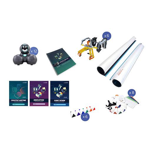 Wonder Workshop Cue School Pack with Curriculum