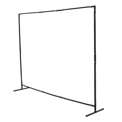 Jackson Stur-D-Screen, Adjustable Welding Curtain Frame 6' x 6' to 6' x 8'
