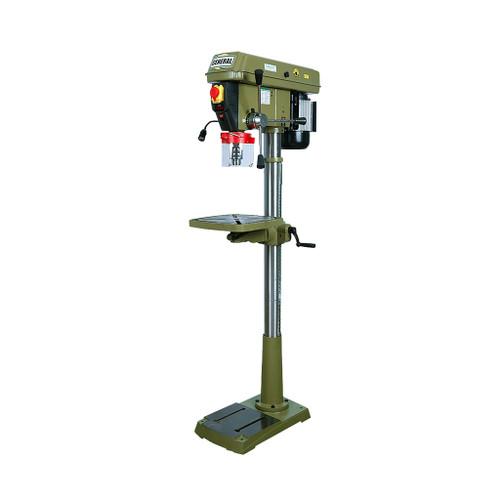 """General Intl 17"""" Variable Speed Drill Press"""
