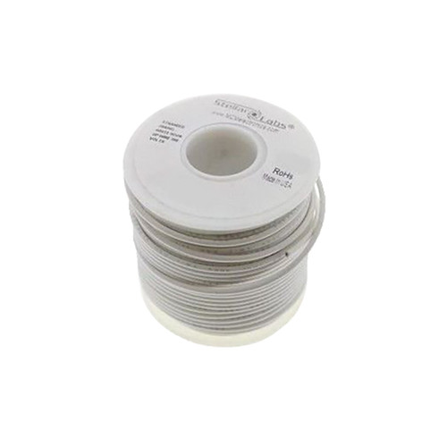 Multicomp Pro Stranded PVC Hook Up Wire, 24AWG White