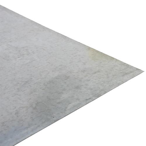 "Forney 26-Gauge Galvanized Sheet Metal, 24"" x 36"""