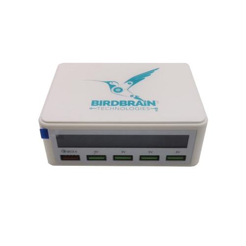 Bird Brain Finch USB Charging Hub