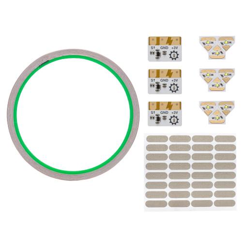 Chibitronics Light Sensor Materials Kit