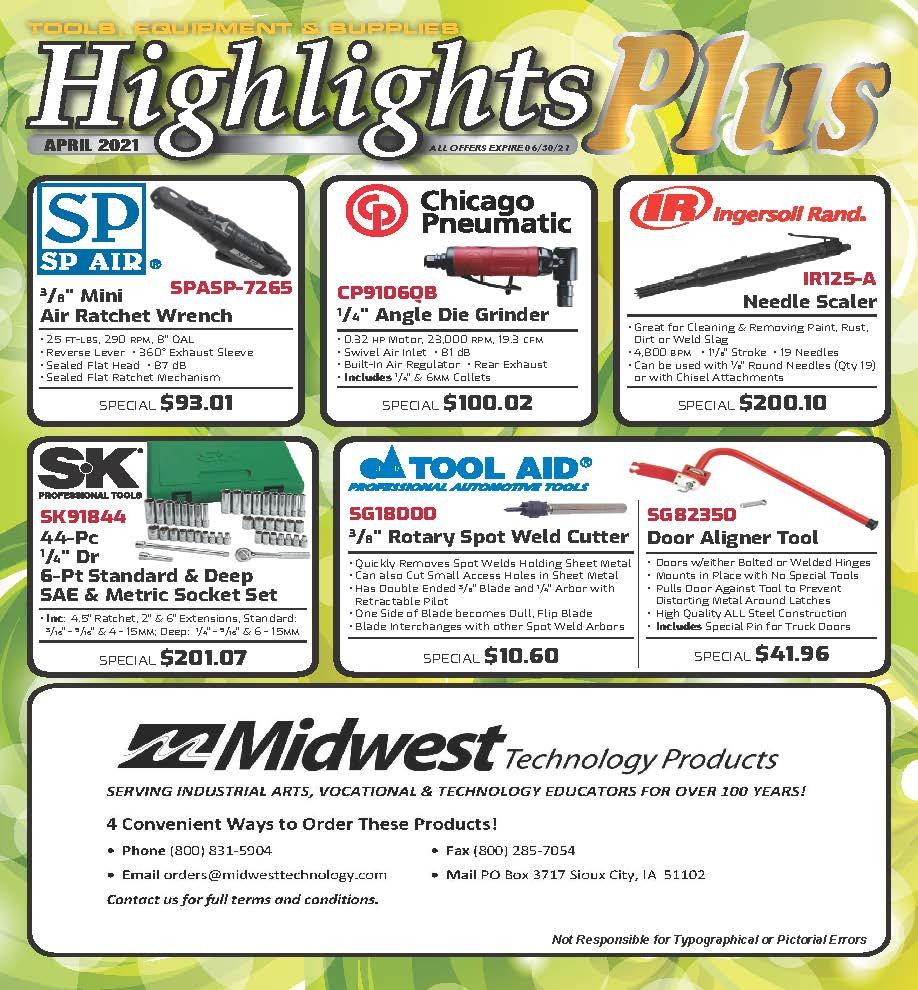 Automotive Tool & Equipment Catalog