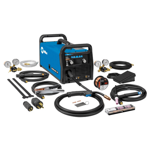 TIG Contractor Kit for Multimatic 215 Power & Hand Tools Welding ...