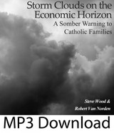 Storm Clouds on the Economic Horizon (MP3)*