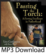 Passing the Torch Conference  (MP3)