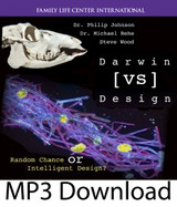 Darwin vs. Design  (MP3)*