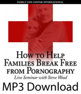 How to Help Families Break from Pornography (MP3)*