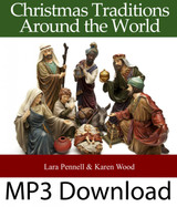 Christmas Traditions Around the World (MP3)