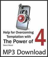 Help for Overcoming Temptation with The Power of Four (MP3)*