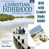 Christian Fatherhood DVD with Leader's Study Guide