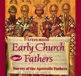Early Church Fathers - MP3-on-CD (2 disc set)