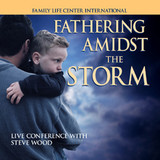 Fathering Amidst the Storm (MP3-on-CD)