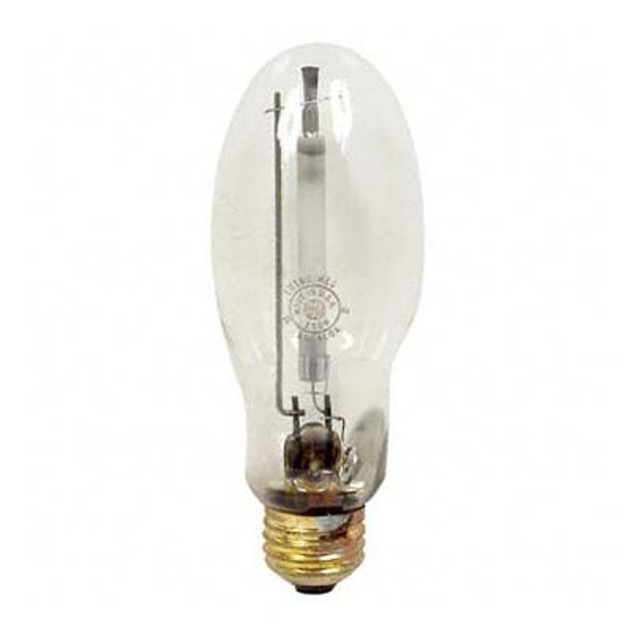 GE LU70//D//MED Lucalox High Pressure Sodium Lamp Light Bulb 70W E26 Medium Base