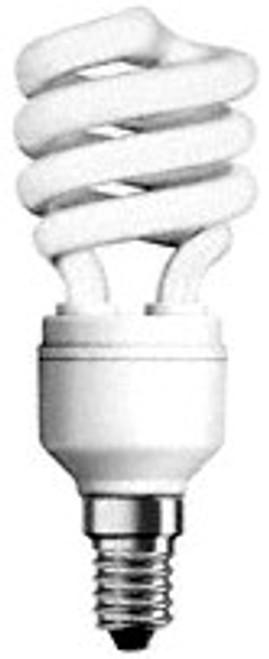 Osram 7 Watt Stick Dulux Superstar Micro Twist Compact Fluorescent ...