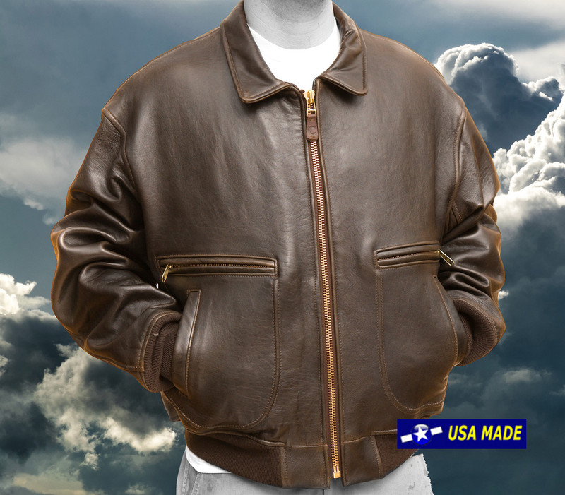 The Famous G2 Lambskin Raider Jacket - Made in USA