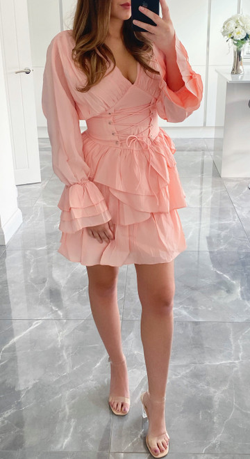 Pink DELILAH Dress