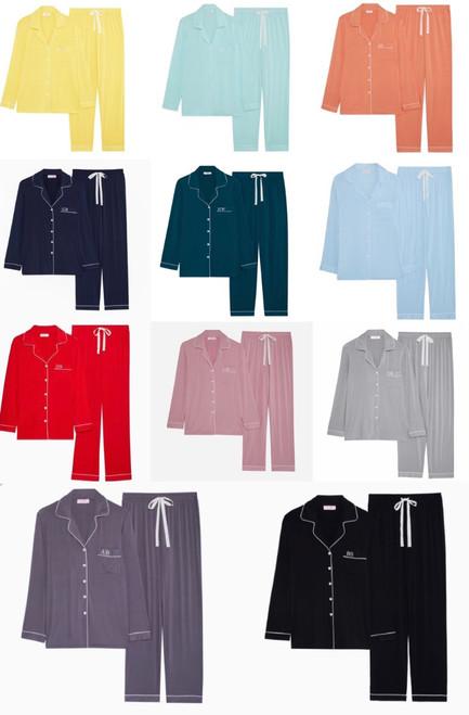 SUBSCRIPTION - Long Personalised Pyjamas (SAVE £10)