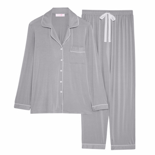 Non-Personalised Long Super Soft Pyjama Set (all colours)