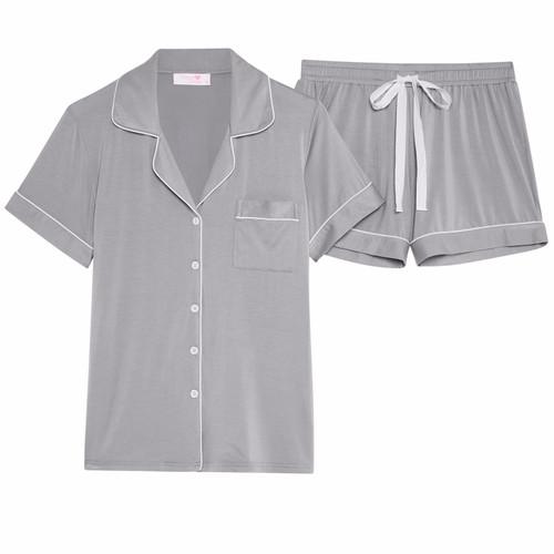 Non-Personalised Short Super Soft Pyjama Set (all colours)