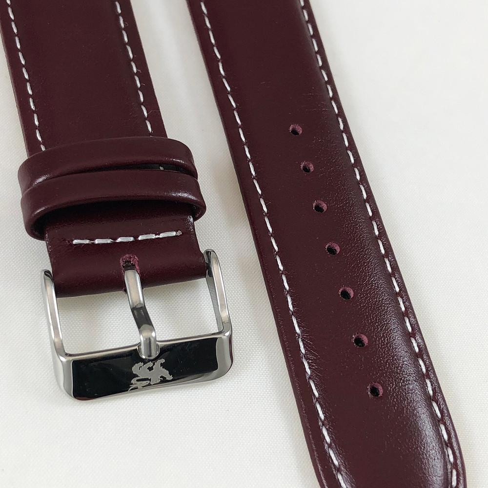 Burgundy Baller Replacement Watch Band Strap