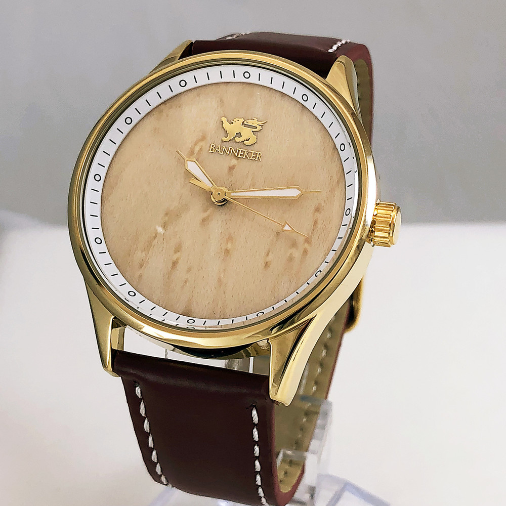 Camelot Gold 43mm