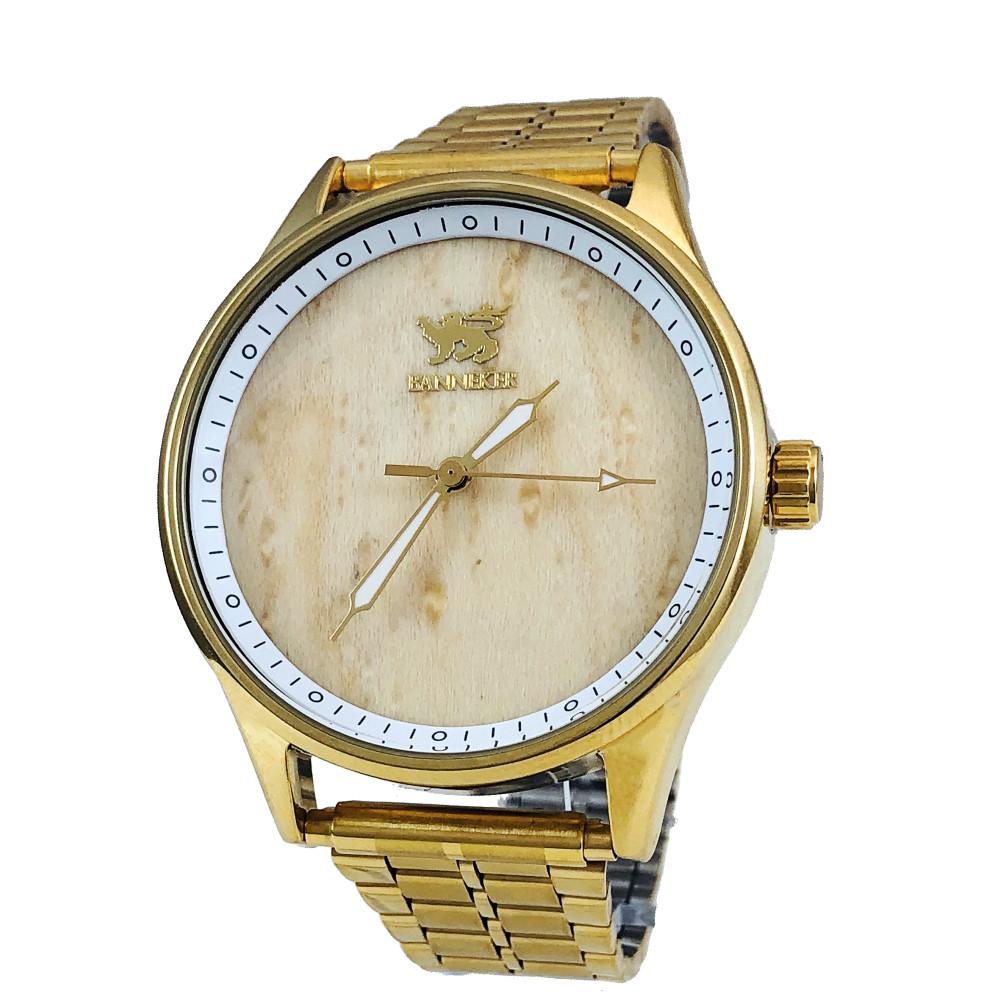 Camelot Gold Bracelet 43mm