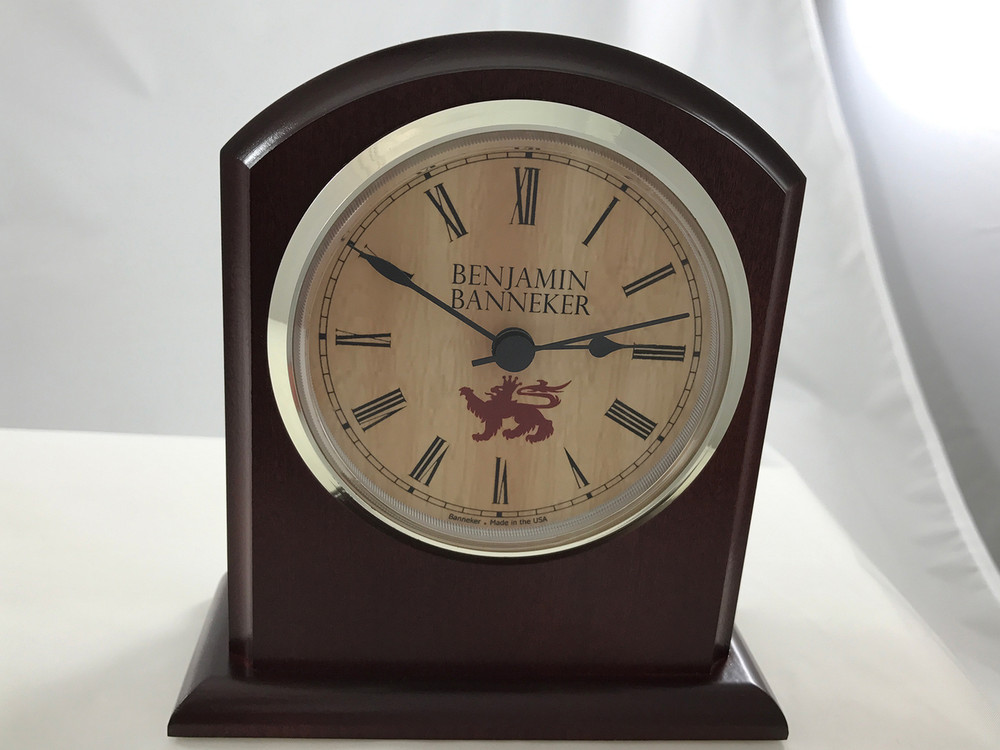 Banneker Clock - the 3500 BC shown here in Burgundy