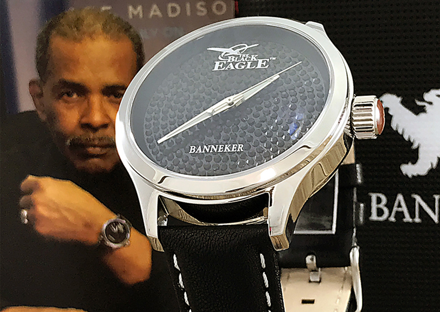 Banneker Watches Now Available on Amazon