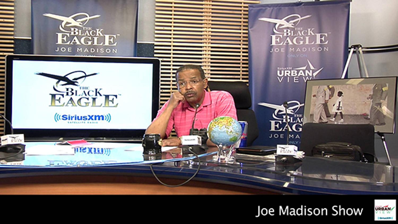 Derrick Holmes (Banneker Watches) interview on Joe Madison Show