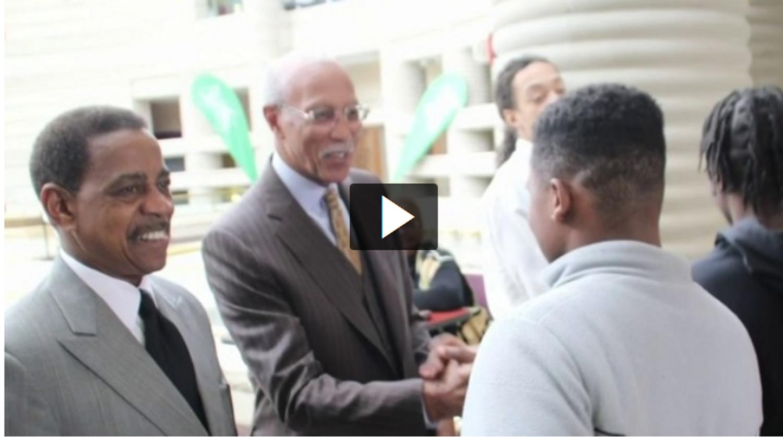 Dave Bing Helps Create Detroit's Future Leaders