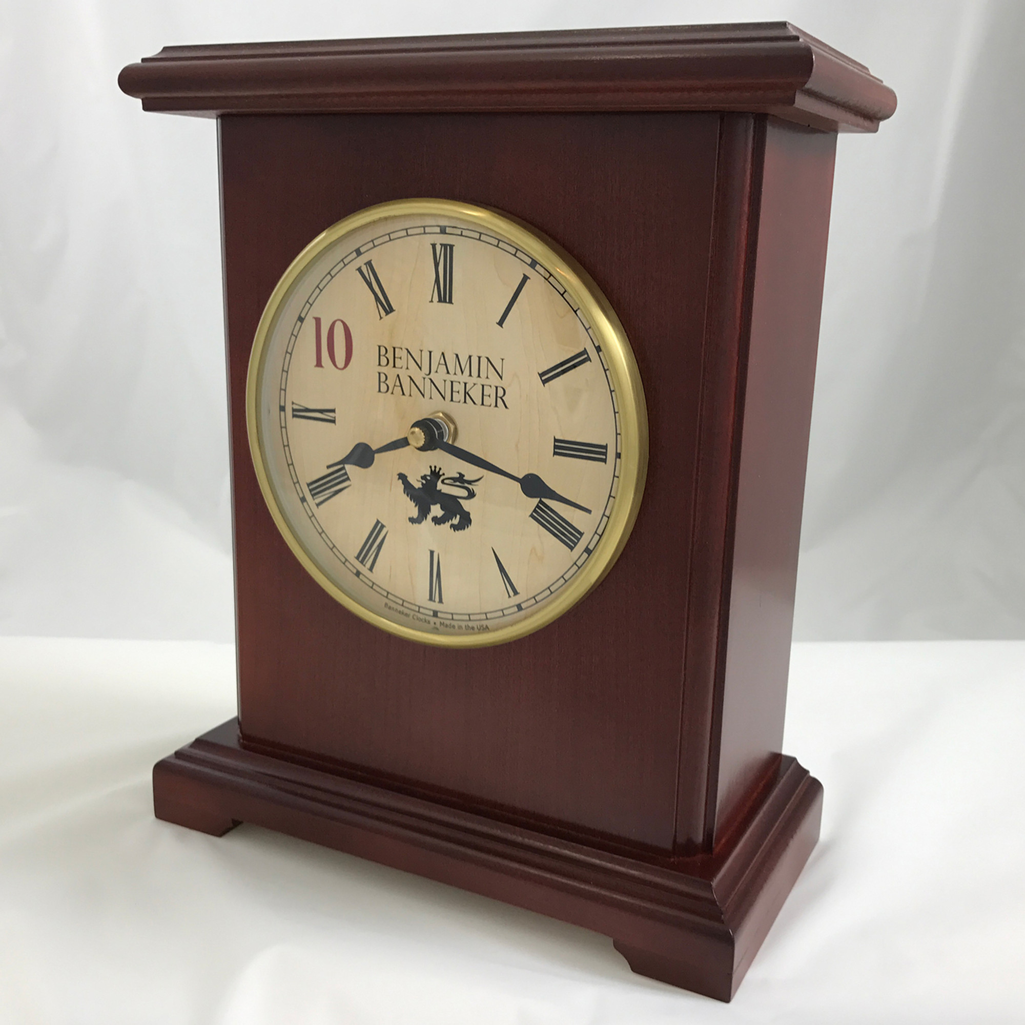 7816e7c54c5b7 Hardaway Red Heat Silent Clock