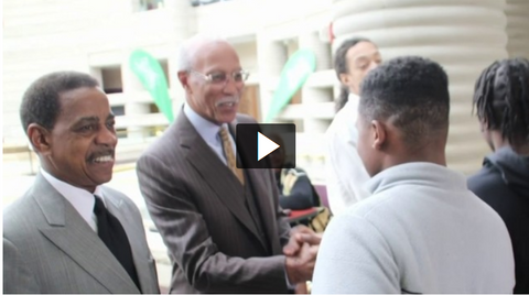 Dave Bing Helps Create Detroit's Future Leaders