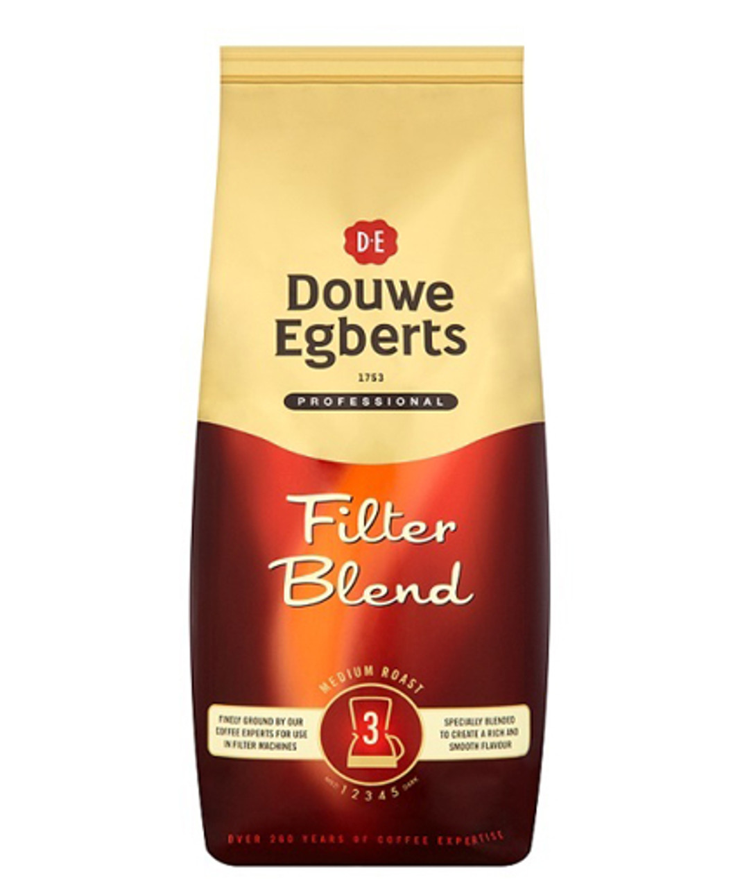Douwe Egberts Professional Filter Coffee Blend 1kg