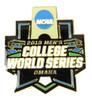 2019 College World Series Logo Pin